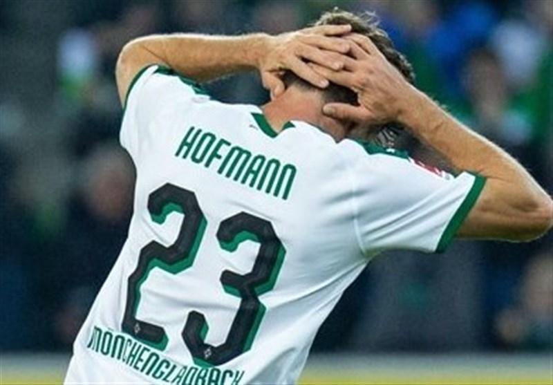فوتبال دنیا، برتری قاطعانه بوروسیامونشن گلادباخ در خانه