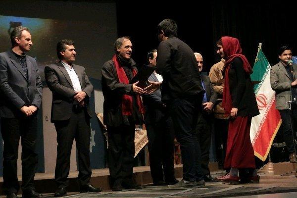 آیین اختتامیه سی امین جشنواره تئاتر استان برگزار گردید