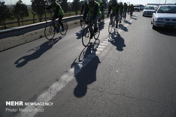 لزوم افزایش مسیرهای ویژه دوچرخه سواری در تهران