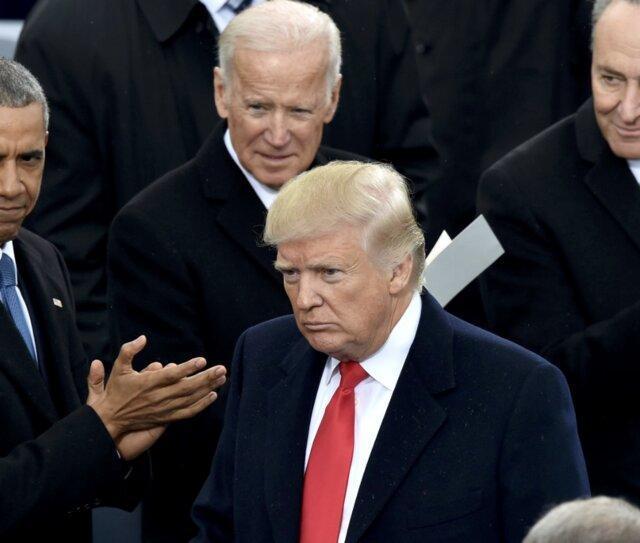 جو بایدن خطرناک ترین رقیب ترامپ در 2020