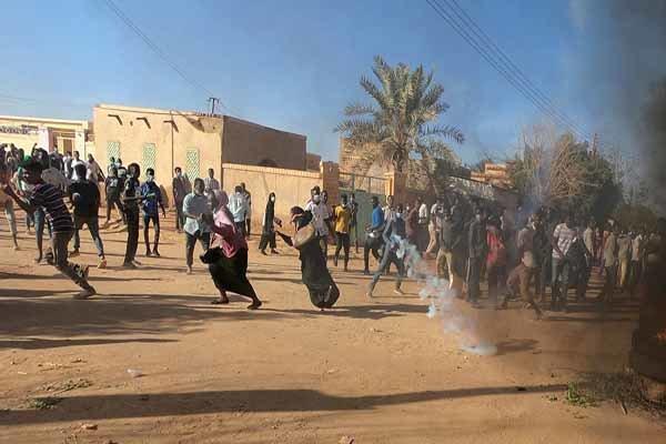 اعلام مقررات منع آمد و شد در پایتخت سودان