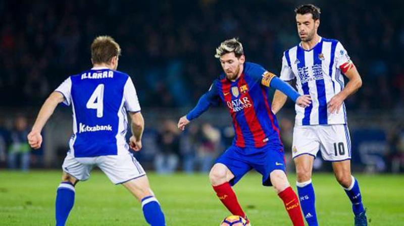 شرایط برای تکرار قهرمانی بارسلونا فراهم شد