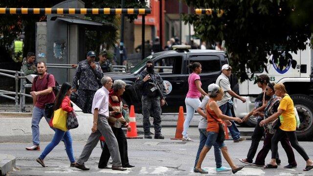 رئیس مجلس مؤسسان ونزوئلا: بین مخالفان تفرقه افتاده است