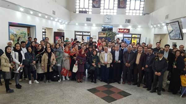 راه اندازی 2 قطار گردشگری برای مراسم بزرگداشت روز ملی عطار