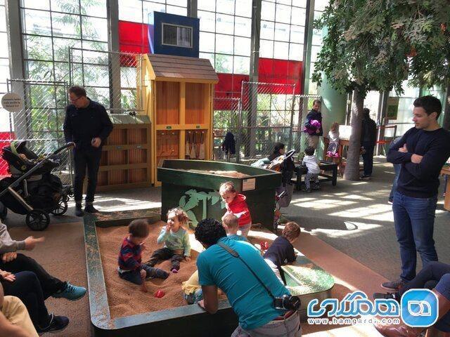 موزه هایی برای بچه ها