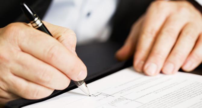 هنگام امضای قرارداد کاری به چه نکاتی باید توجه داشت؟