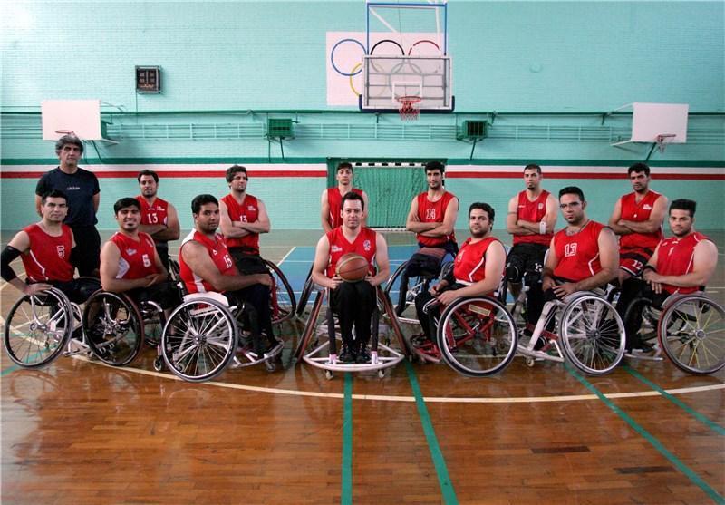 گروه بندی بسکتبال با ویلچر معین شد، رویارویی تیم های ایران با مالزی و چین در گام نخست