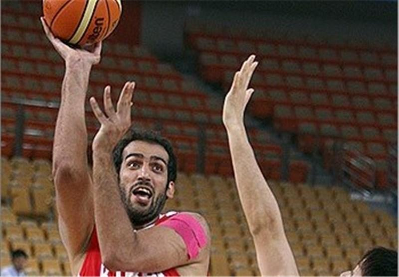 حدادی در آستانه بازگشت به لیگ بسکتبال چین