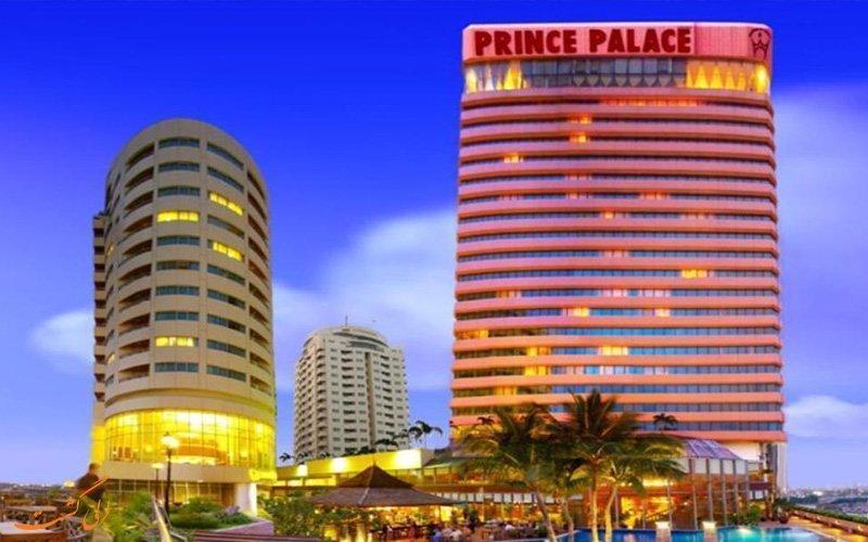 معرفی هتل پرینس پالاس بانکوک ، 4 ستاره
