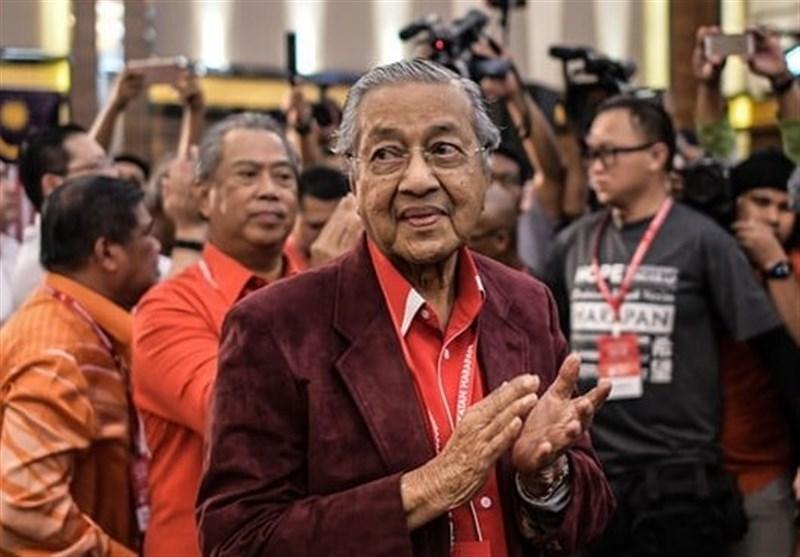 تصمیم ماهاتیر محمد 92 ساله برای شرکت در انتخابات مالزی