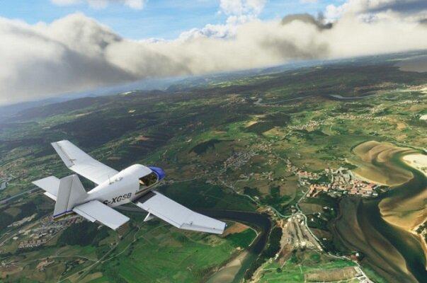 افزوده شدن فناوری واقعیت مجازی به شبیه ساز پرواز مایکروسافت