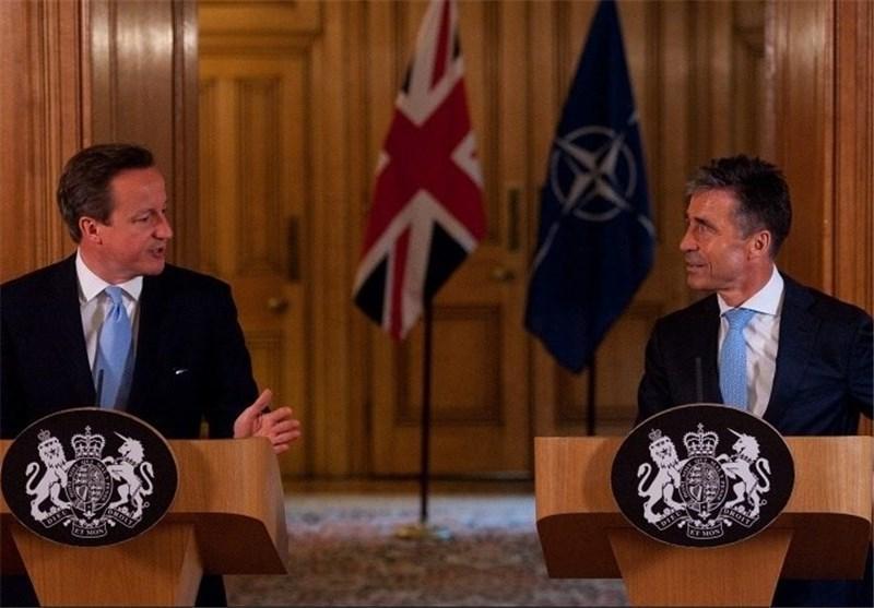 دیدار نخست وزیر انگلیس با مقام های ارشد ناتو در آستانه اجلاس ولز