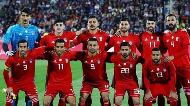 سقوط 4 پله ای تیم ملی فوتبال ایران در تازه ترین رده بندی فیفا