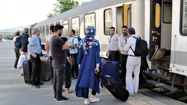 سرنوشت قطار تهران - استانبول ، چند ساعته می توان با قطار به استانبول رسید؟ ، افزایش ظرفیت قطار تهران - آنکارا