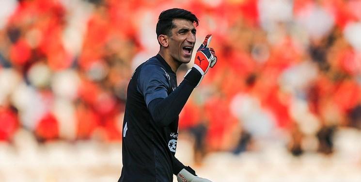 بیرانوند: شاید هاشمیان در دو بازی هنگ کنگ و کامبوج سرمربی تیم ملی باشد