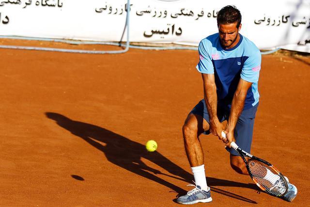 حریفان تنیس بازان ایران در دیویس کاپ تعیین شدند، کوشش برای بقا در گروه دو آسیا