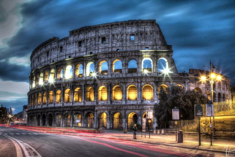 عجایب هفتگانه جدید دنیا؛ کولوسئوم (Colosseum) تماشاخانه رومی