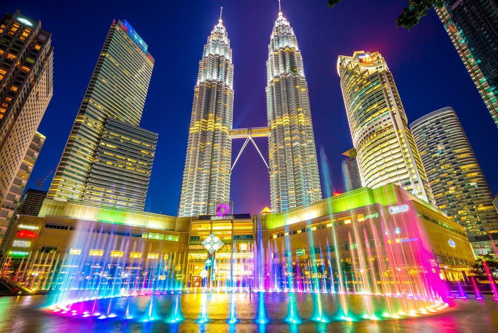 مالزی کشوری زیبا و دیدنی
