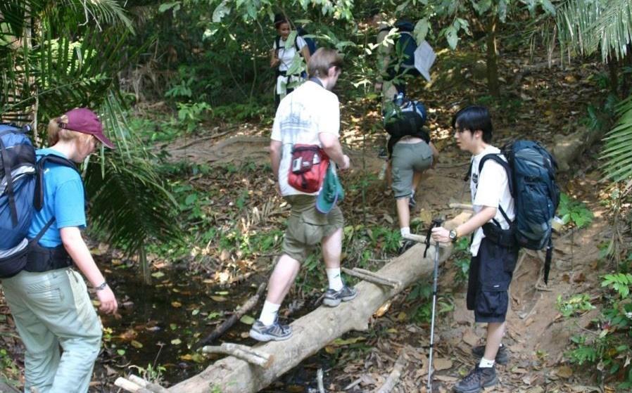 پارک ملی خو وای در تایلند