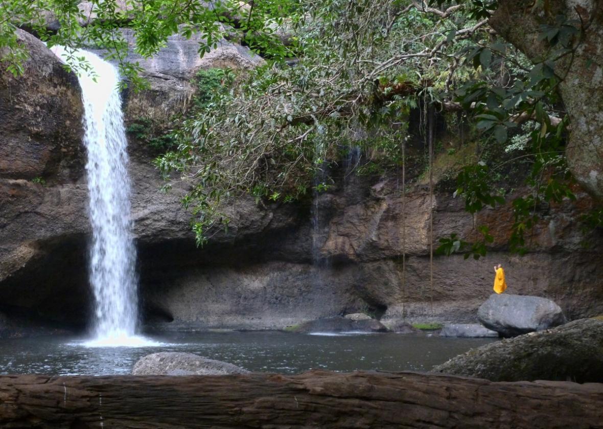 با آبشارهای پارک ملی Khao Yai آشنا شوید