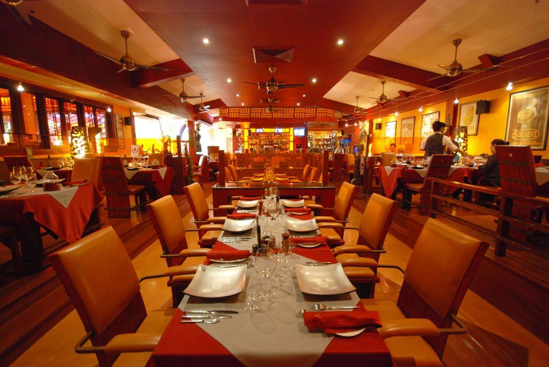 بهترین رستوران های بانکوک را بشناسید