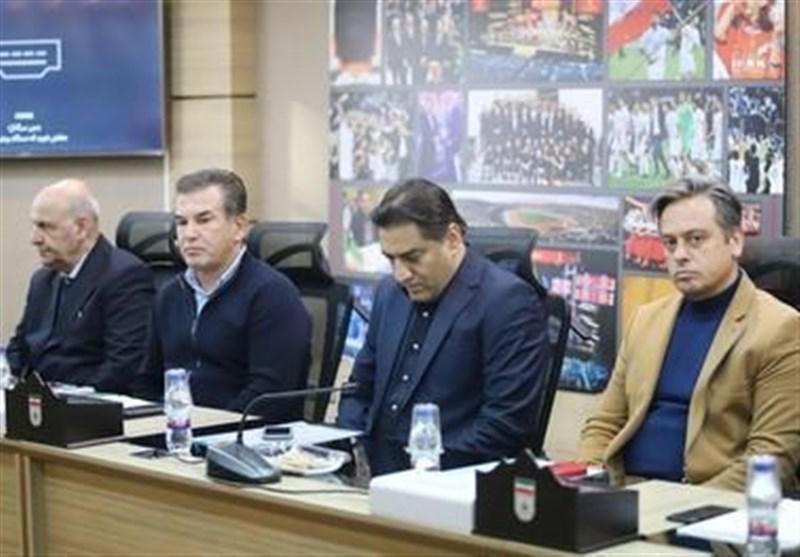 برگزاری نشست ستاد المپیک با حضور صالحی امیری و تاج