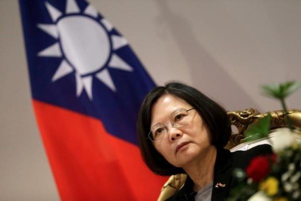 مخالفت تایوان با پیشنهاد پکن برای اتحاد با چین به سبک هنگ کنگ