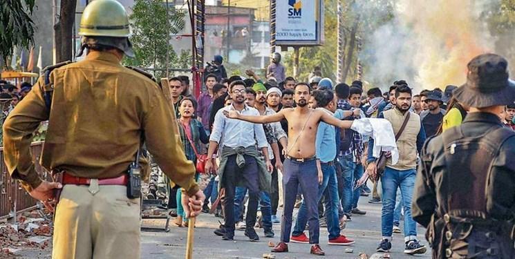 ادامه اعتراضات در هند، اعتراض سازمان ملل به قانون تبعیض آمیز علیه مسلمانان