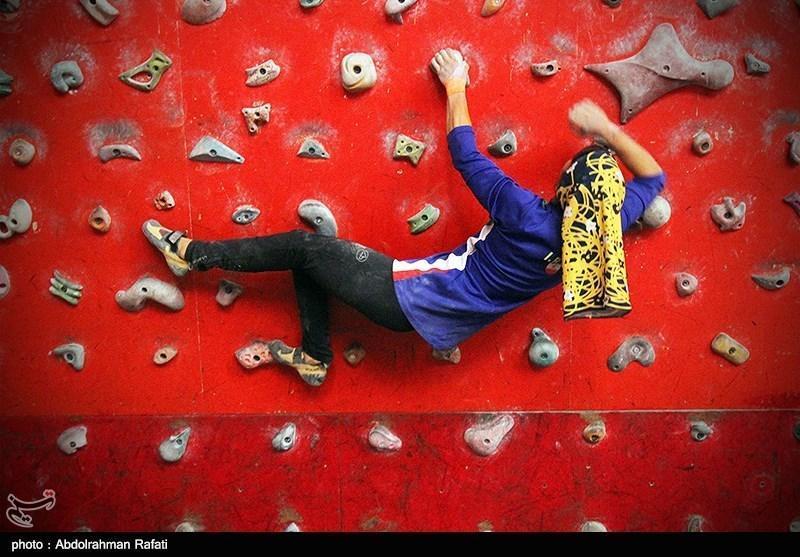 کسب دومین مدال محیا دارابیان در مسابقات سنگ نوردی نوجوانان آسیا، راحیل رمضانی طلایی شد