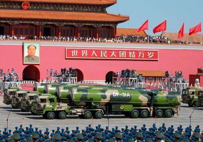 چین دومین فراوری کننده بزرگ سلاح در دنیا