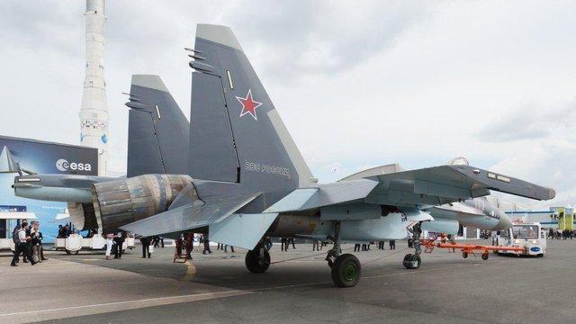 فروش جنگنده های سوخوی روسی به اندونزی