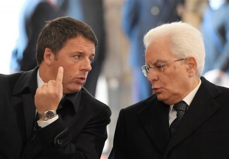 کوشش رئیس جمهور ایتالیا برای خروج از بحران سیاسی