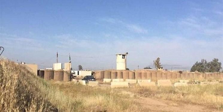 مکانی که از آنجا پایگاه آمریکا در عراق هدف نهاده شد، محل تردد عناصر داعش است