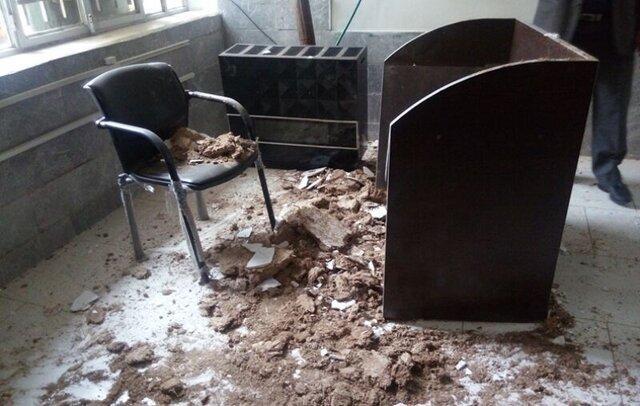 کابوس باران برای 35 درصد مدارس استان یزد