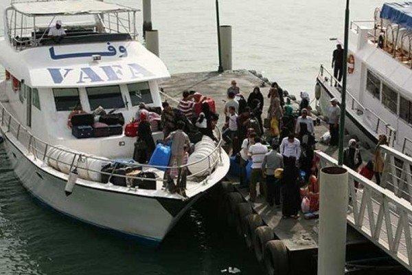 تسهیلات کم بهره برای گردشگری دریایی به متقاضیان اعطا می گردد