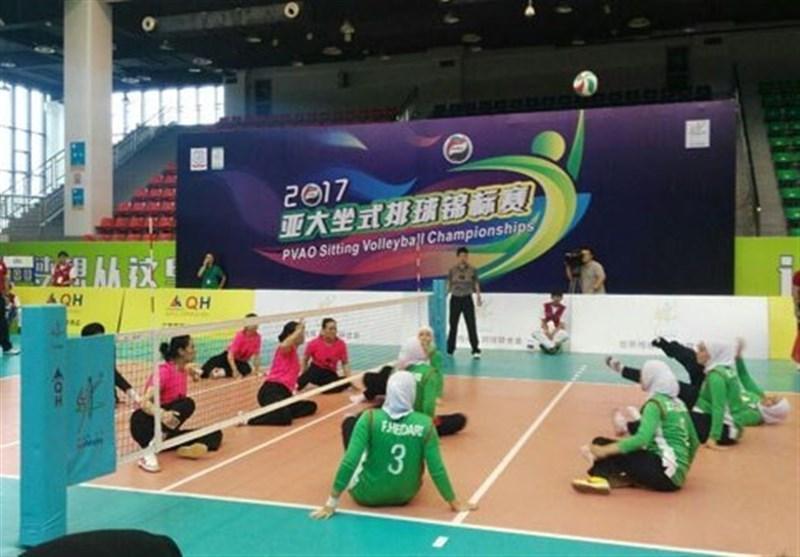 بانوان ایران مغلوب نایب قهرمان پارالمپیک شدند