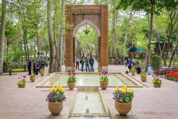 معرفی باغ های دیدنی شهر تهران
