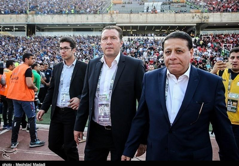 پاسخ فدراسیون فوتبال به فیفا درباره شکایت ویلموتس