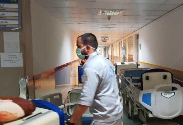نیروهای خدماتی بیمارستان ها را فراموش نکنیم
