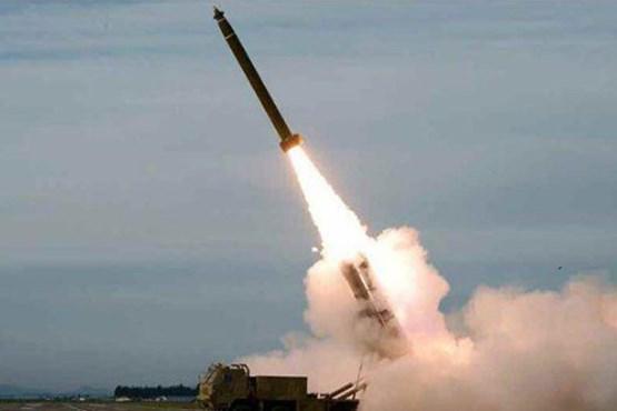 کره شمالی 3 پرتابه ناشناس شلیک کرد