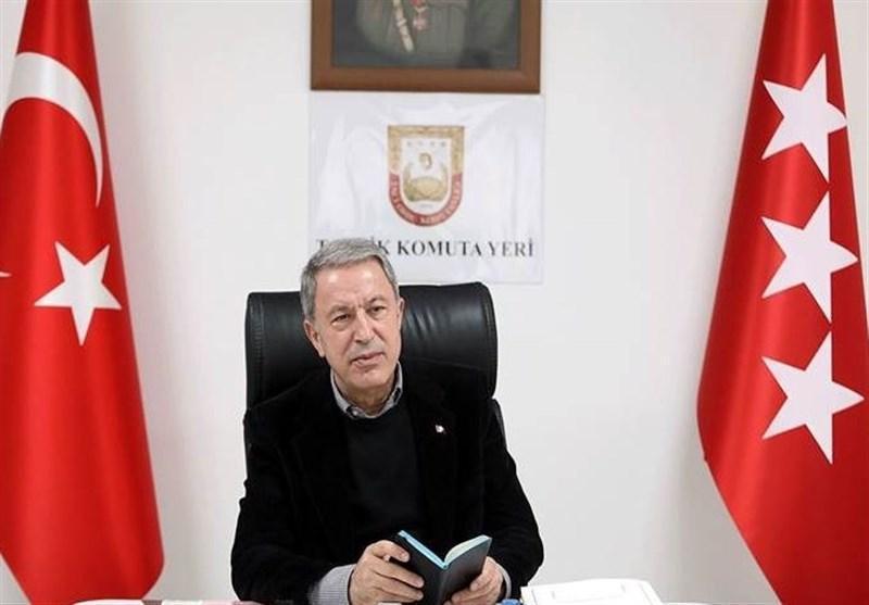 وزیر دفاع ترکیه: گشت مشترک با روسیه در جاده مواصلاتی ام 4 از هفته آینده شروع می گردد