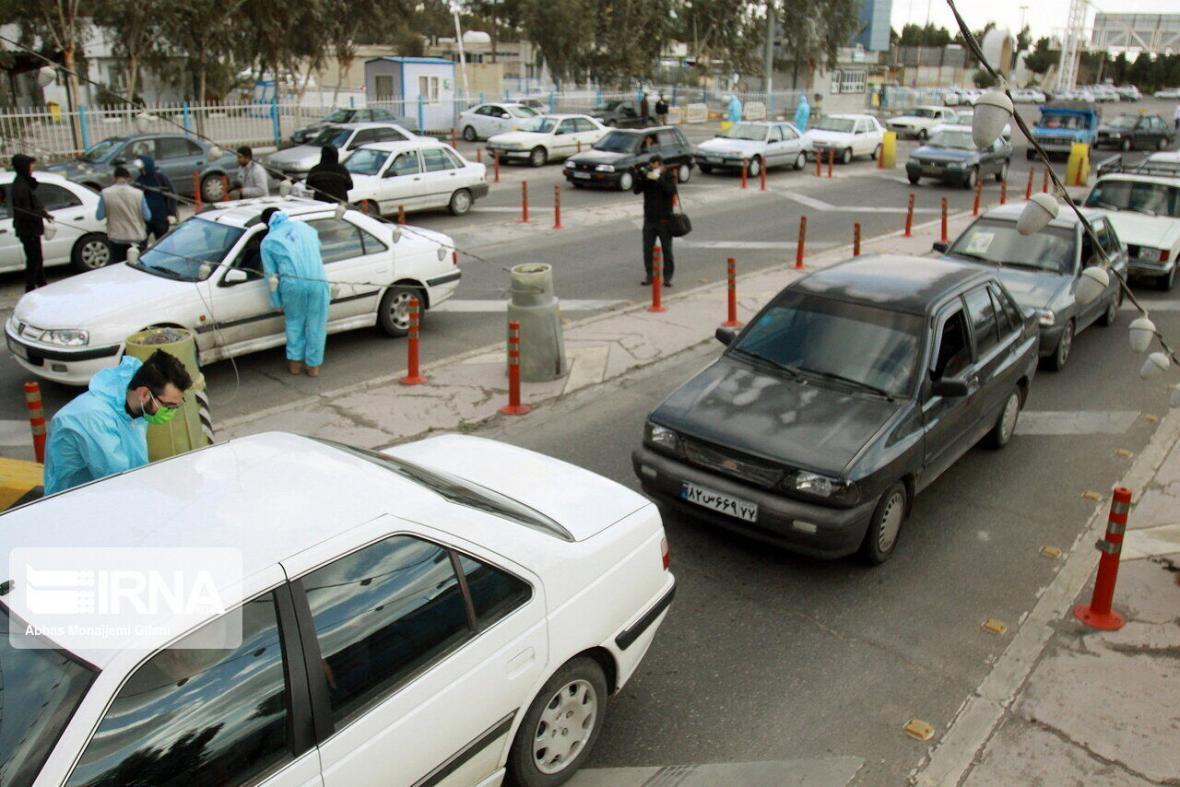 خبرنگاران ورود خودروهای غیربومی به ملایر ممنوع شد