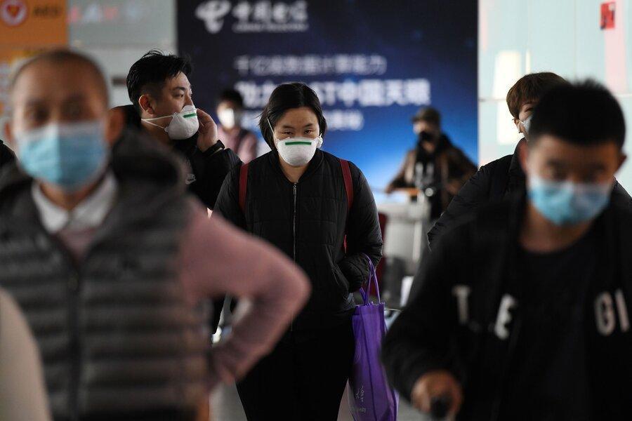 پکن همه مسافران ورودی بین المللی را برای مهار کرونا قرنطینه می نماید