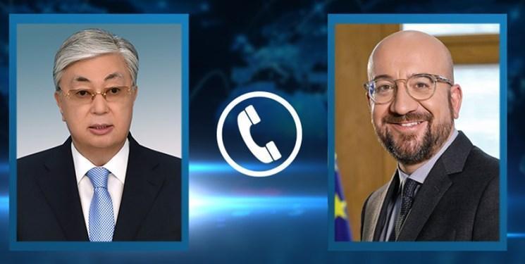 مقابله با کرونا محور گفت وگوی تلفنی تاکایف و رئیس شورای اروپا