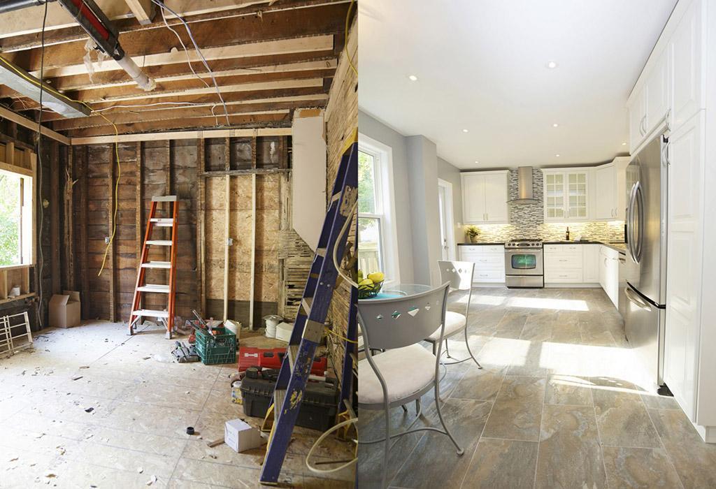 هر آنچه که باید در خصوص بازسازی خانه، مجوز و هزینه هایش بدانید