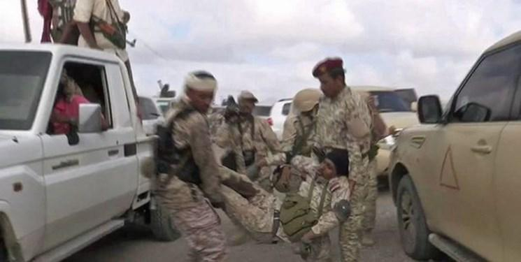 ده ها متجاوز سعودی در جبهه های مأرب و الجوف یمن کشته یا زخمی شدند