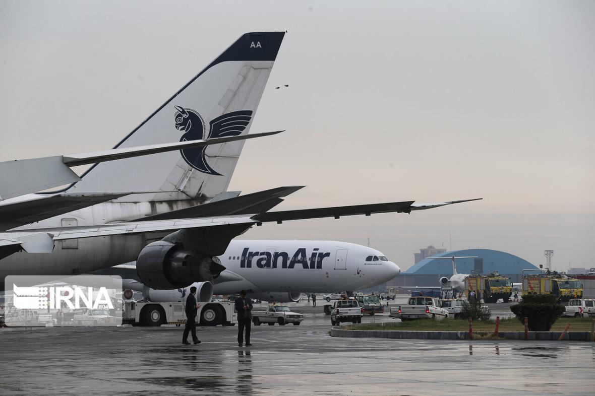 خبرنگاران هما: پرواز رم - تهران درصورت کسب مجوز وزارت بهداشت انجام می شود