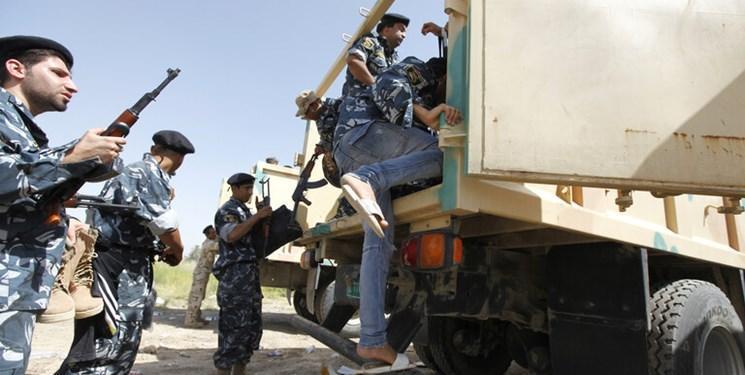 مسؤول کمیته اعدام های داعش در عراق، در شهر سامرا بازداشت شد