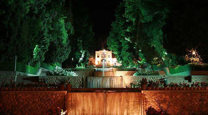 باغ شازده ماهان ، بهشتی در دل کویر کرمان، تصاویر