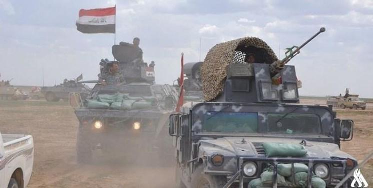 الحشد الشعبی حمله داعش به نفت خانه در نزدیکی مرز با ایران را ناکام گذاشت